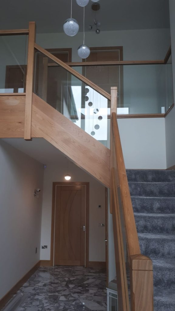 contempary stairs